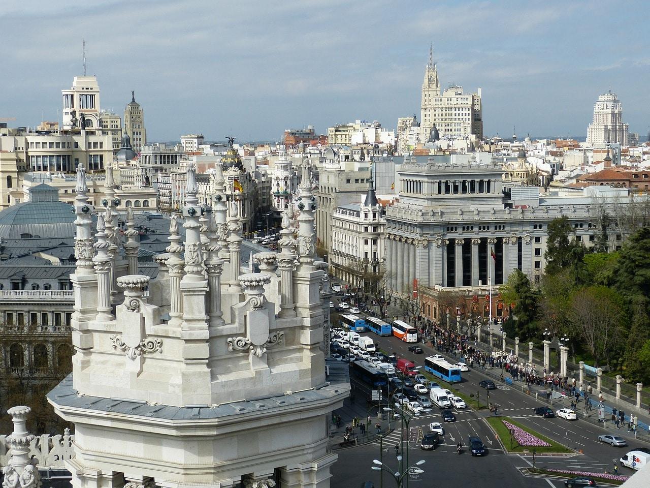 visitare Madrid
