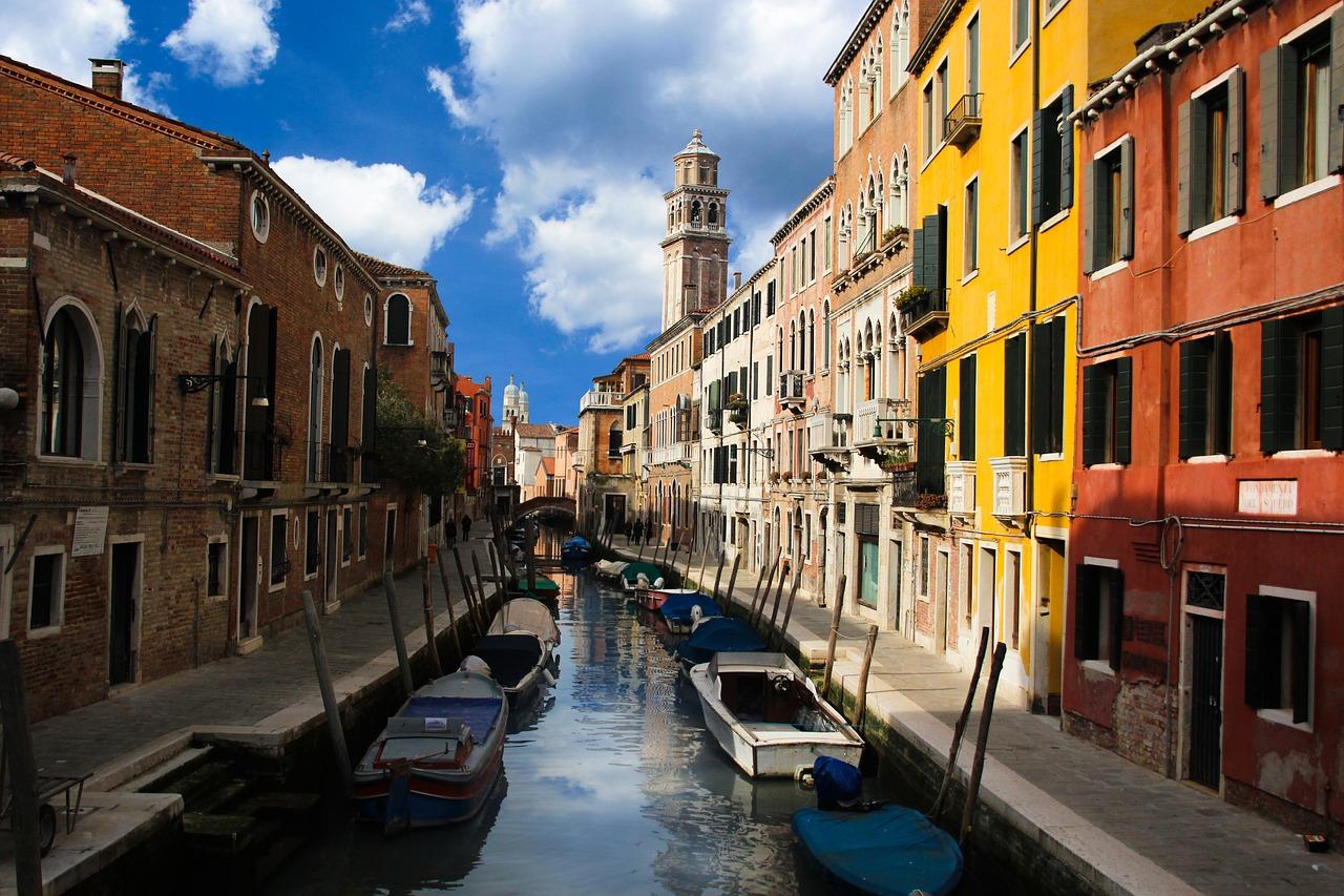 vacanza di lusso a Venezia