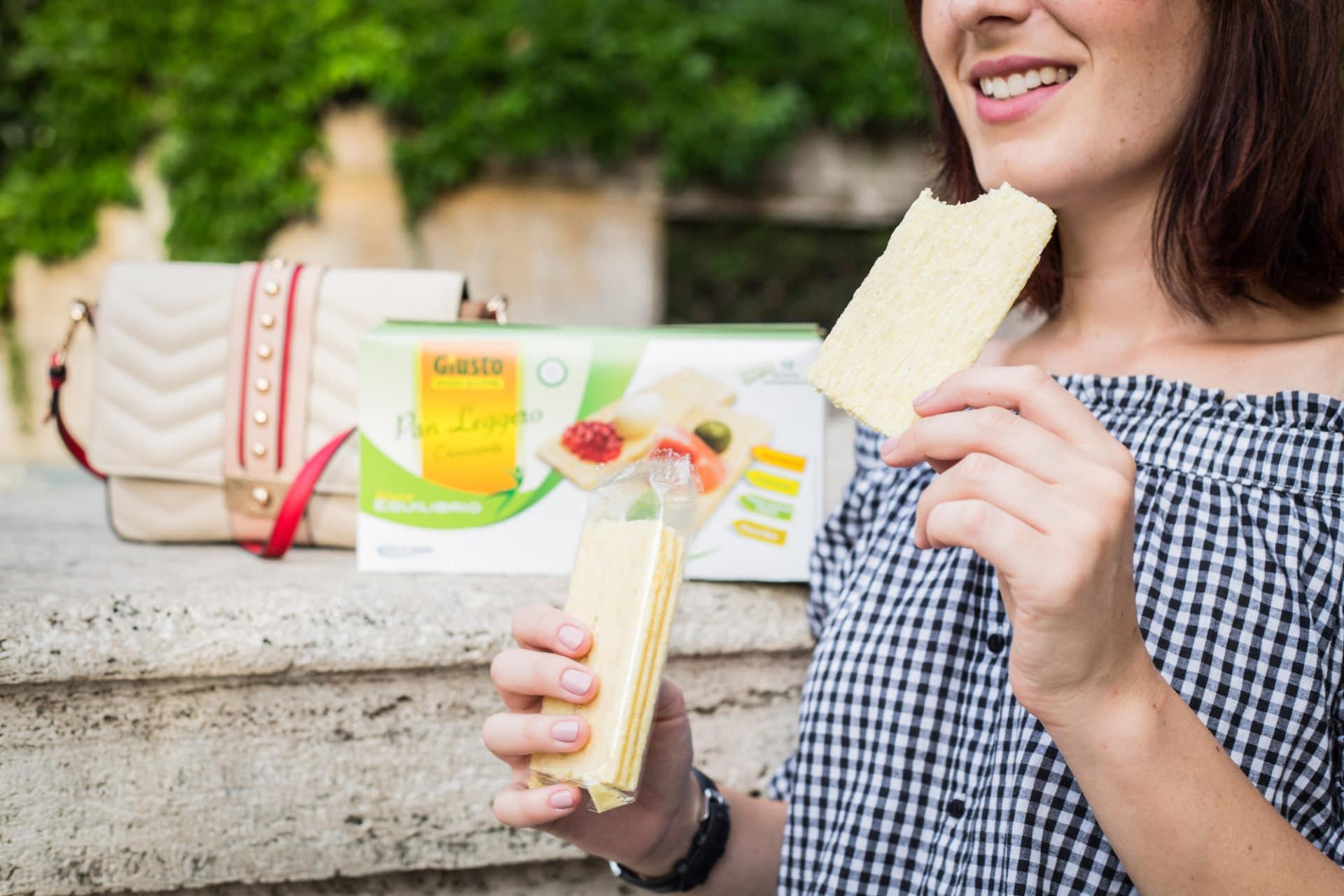 linea giusto giuliani alimenti senza glutine per celiaci
