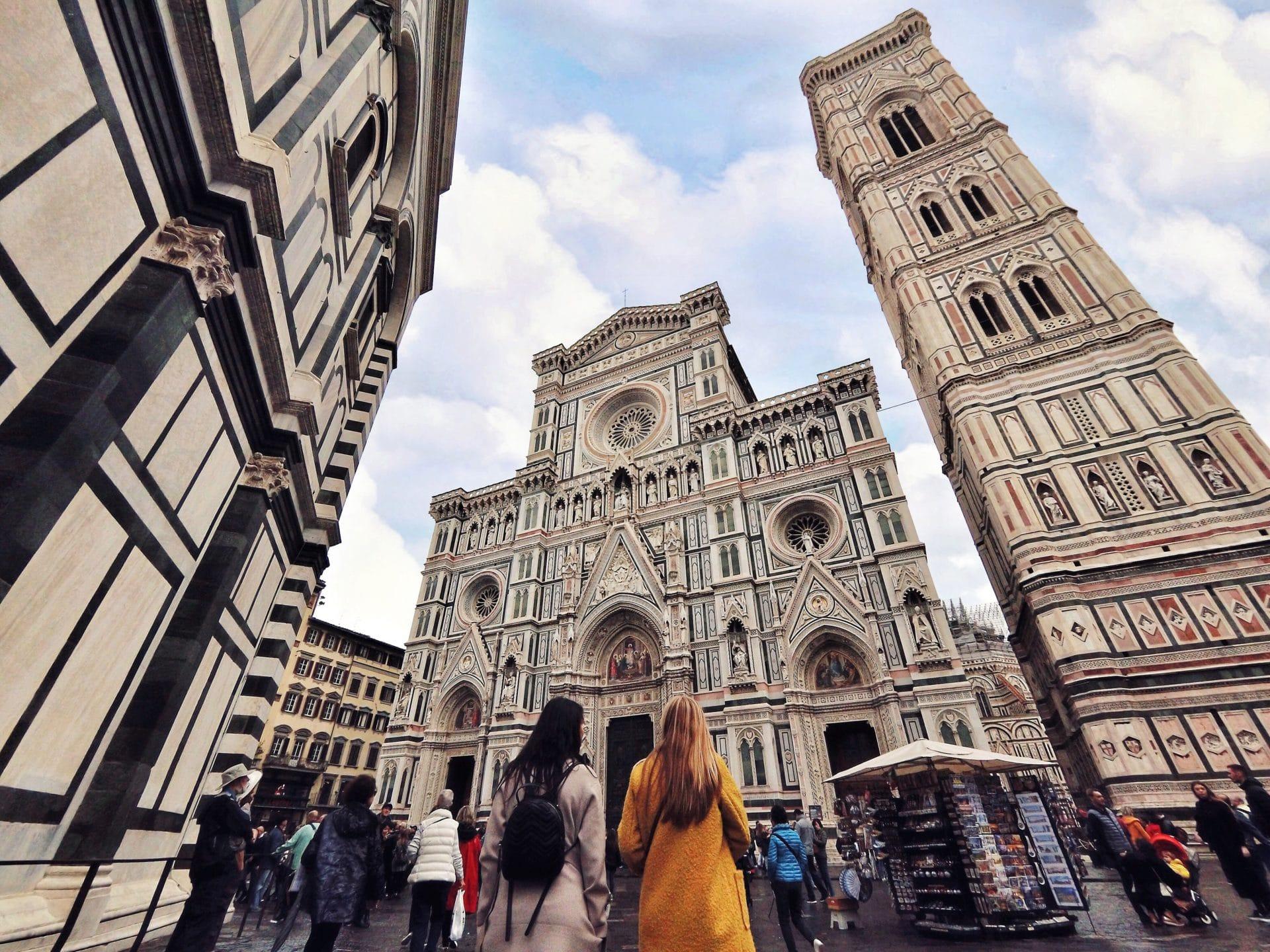 cosa fare a Firenze duomo santa Maria del fiore