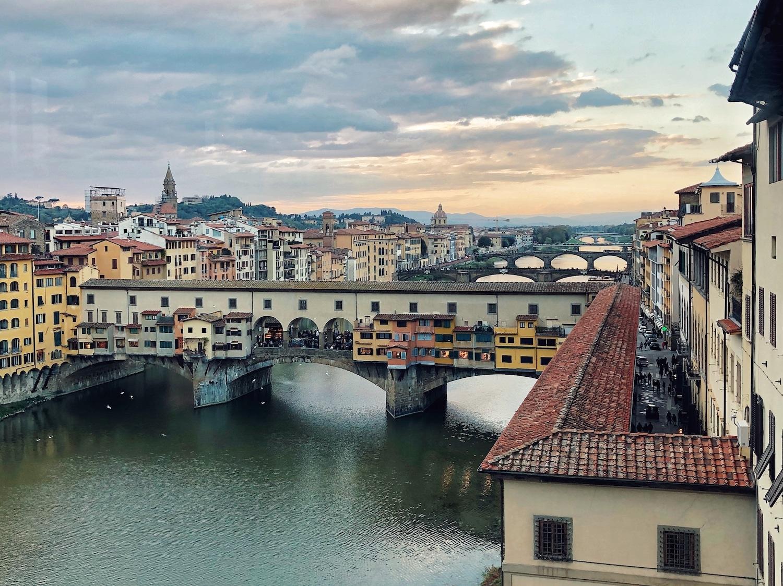 cosa fare a Firenze ponte vecchio