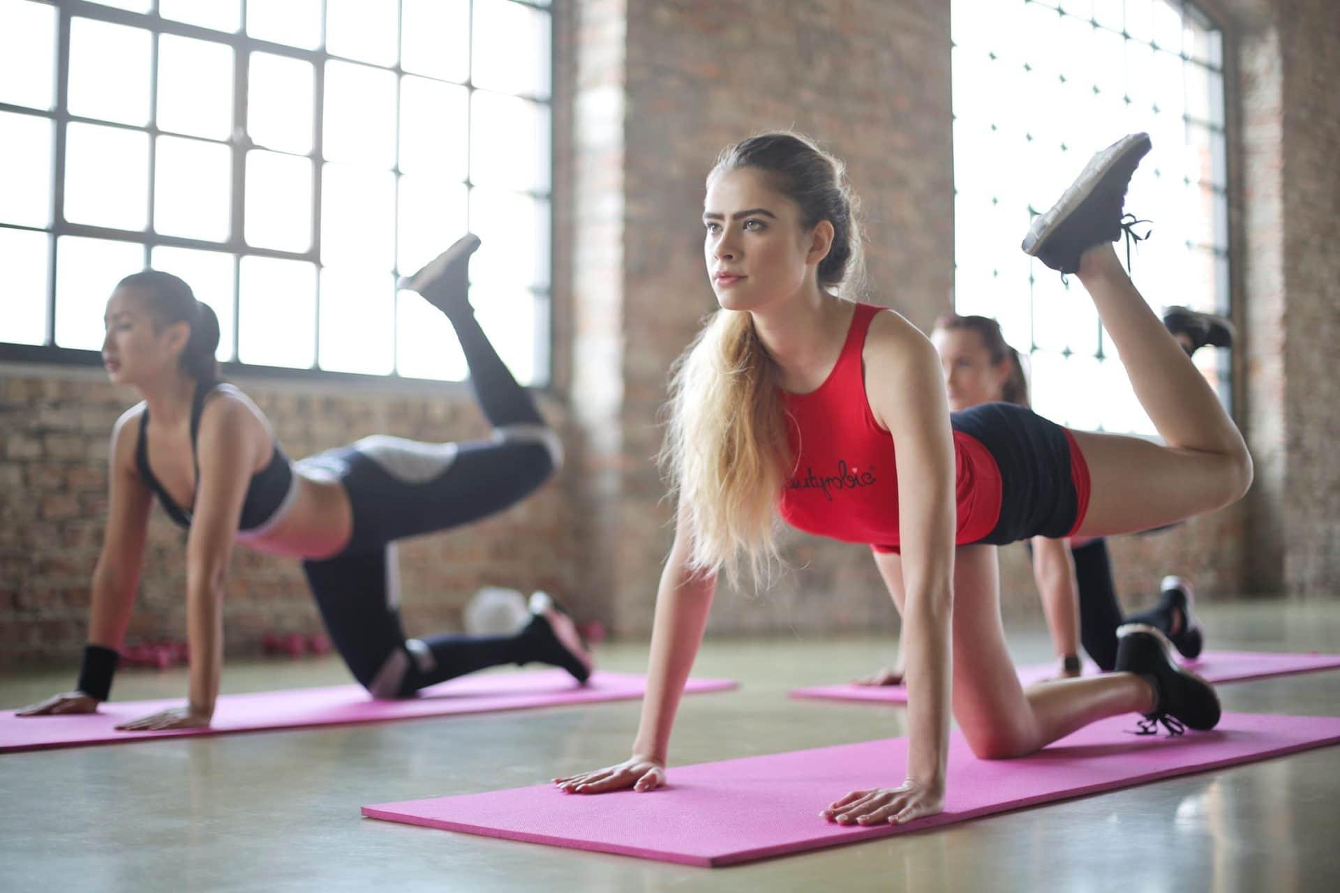 Workout per i Glutei