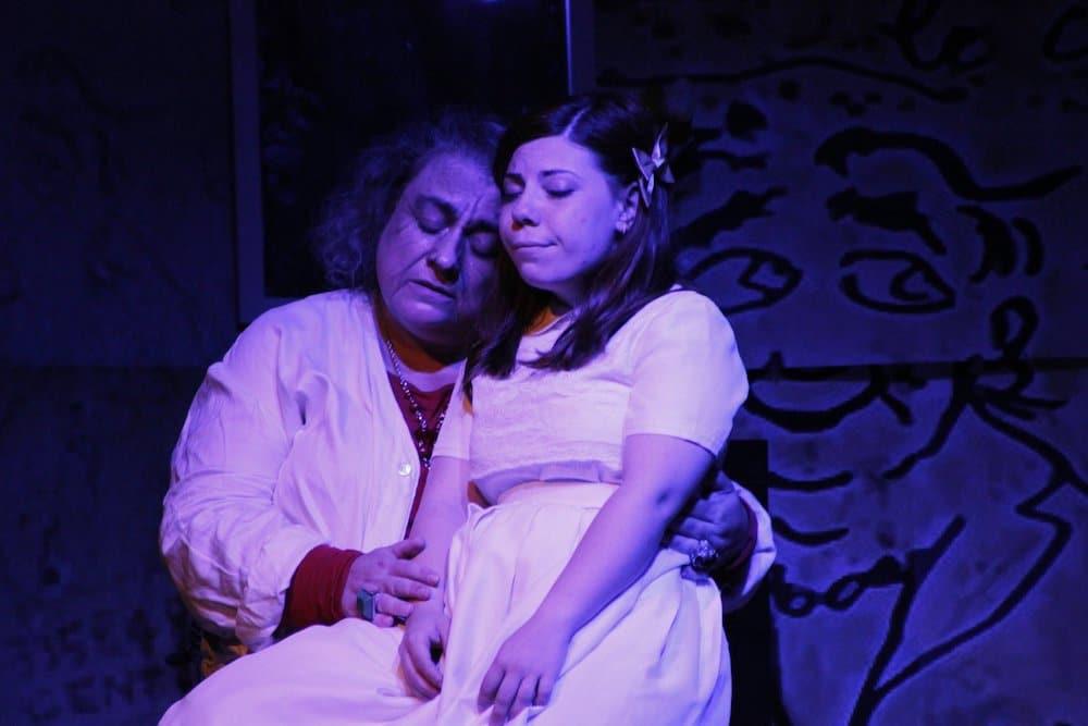 Dio arriverà all'alba spettacolo teatrale omaggio ad Alda Merini