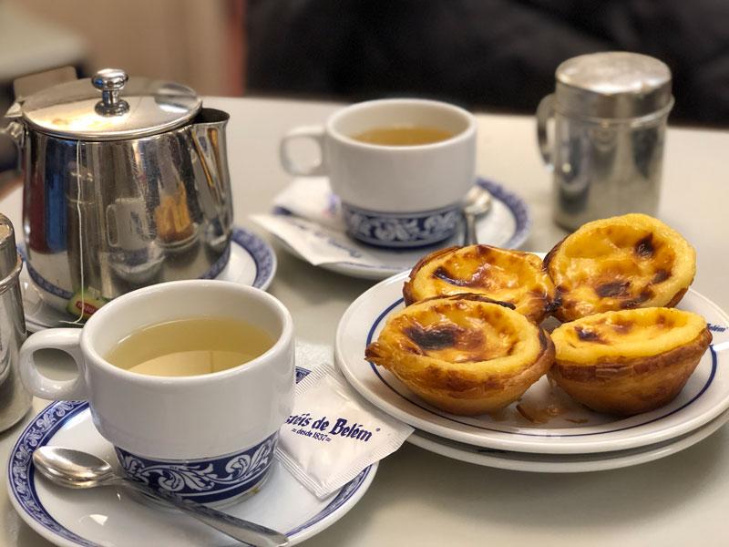 dove mangiare a Lisbona Pastéis de Belém