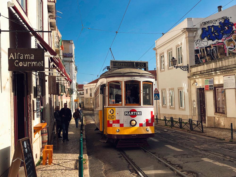 Cosa vedere a Lisbona Alfama