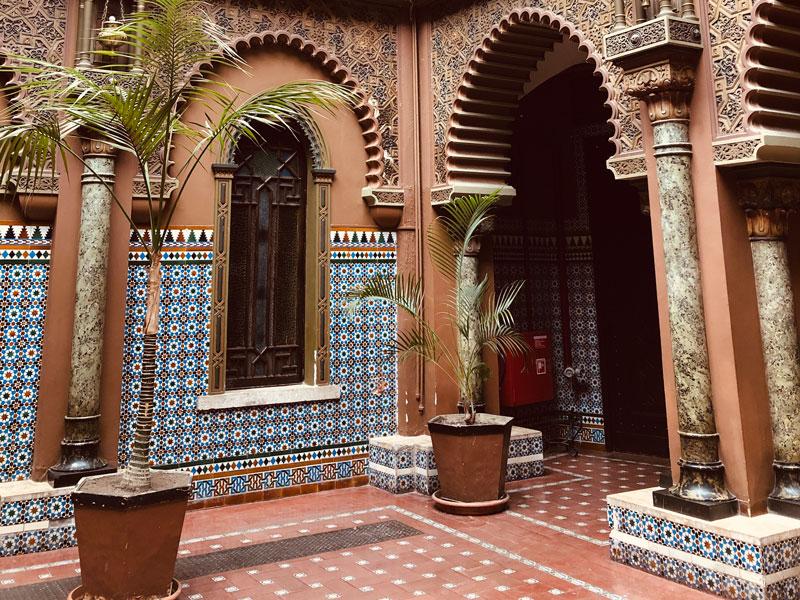 Cosa vedere a Lisbona casa do Alentejo