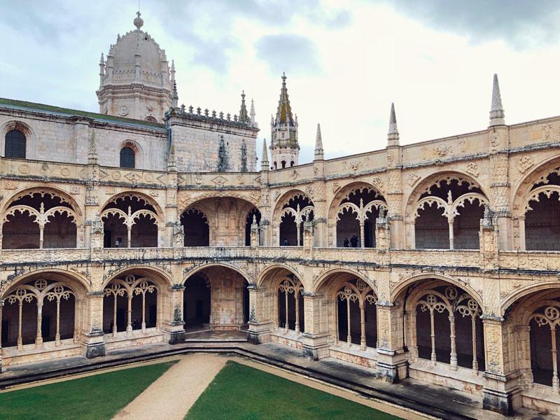 Cosa vedere a Lisbona Mosteiro dos Jerónimos