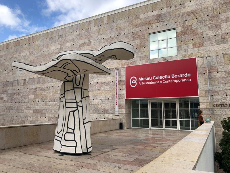 Cosa vedere a Lisbona Museu Coleção Berardo