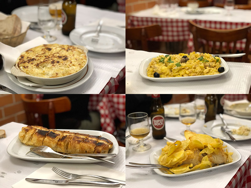 dove mangiare a Lisbona Ti-Natércia
