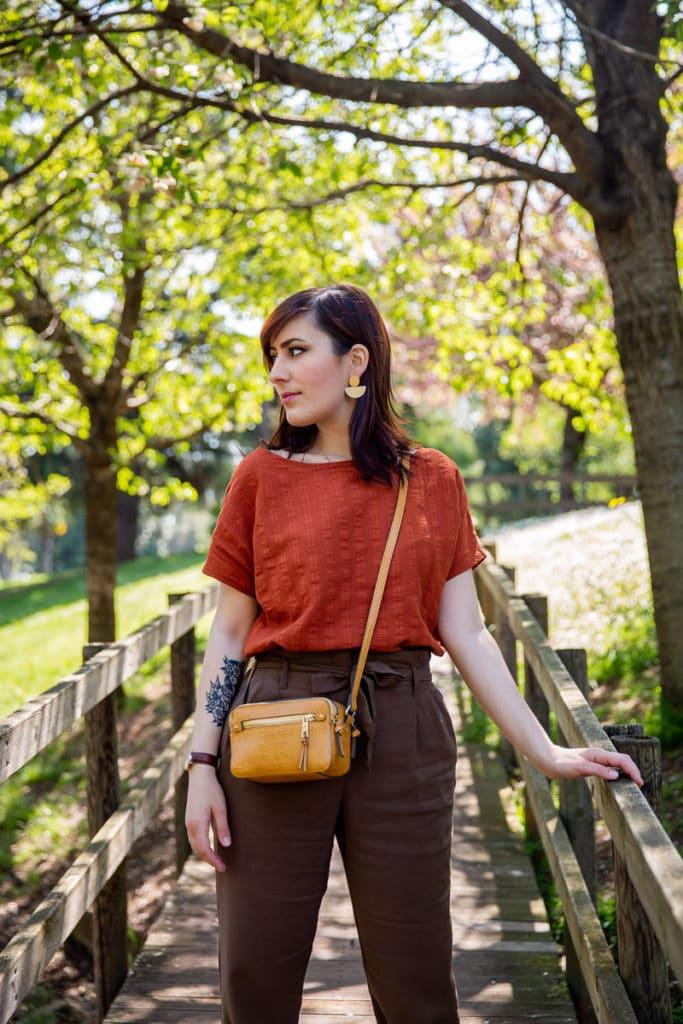outfit primaverile colori neutri