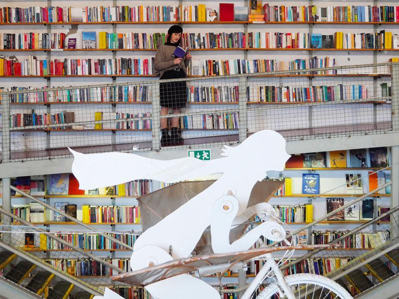 dove fare shopping a Lisbona Libreria Ler Devagar
