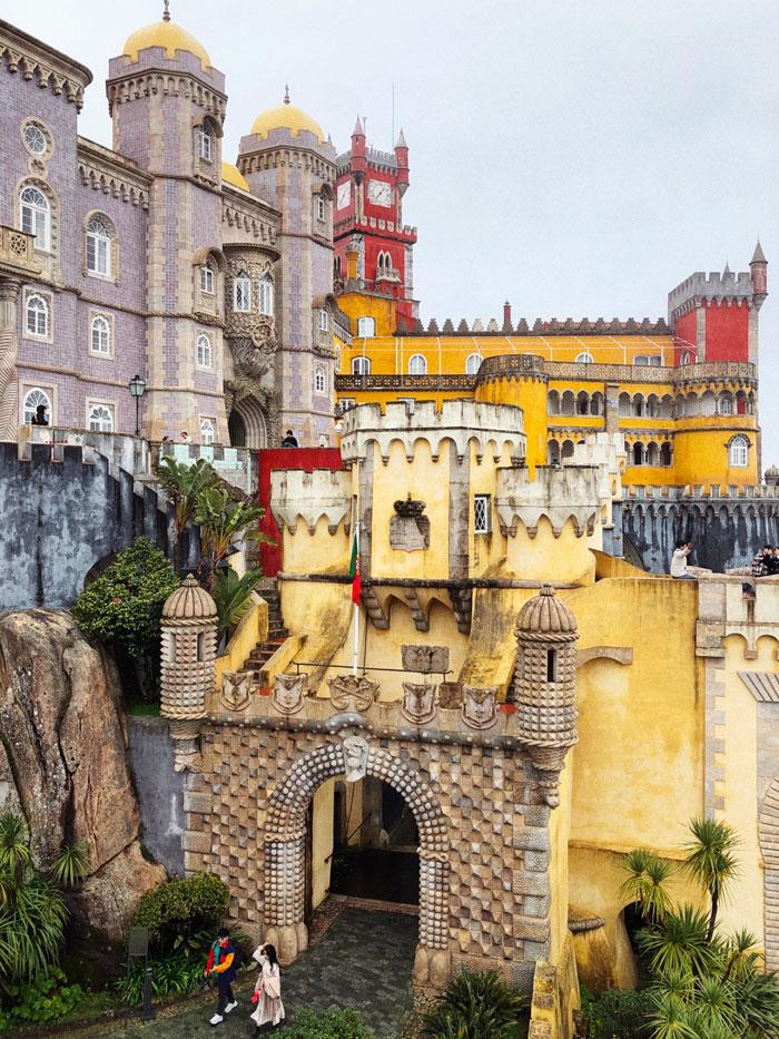 visitare Sintra