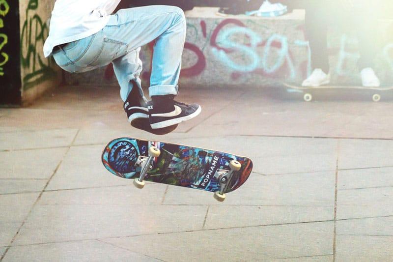 scarpe da skate marche