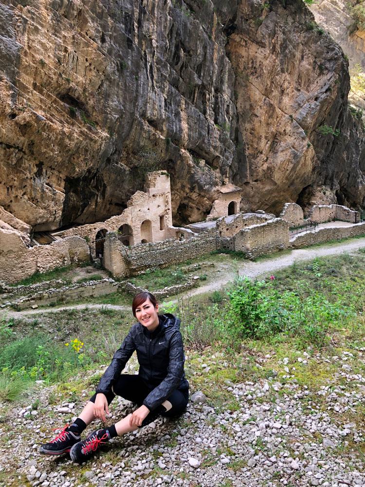 Eremi in Abruzzo san martino in valle