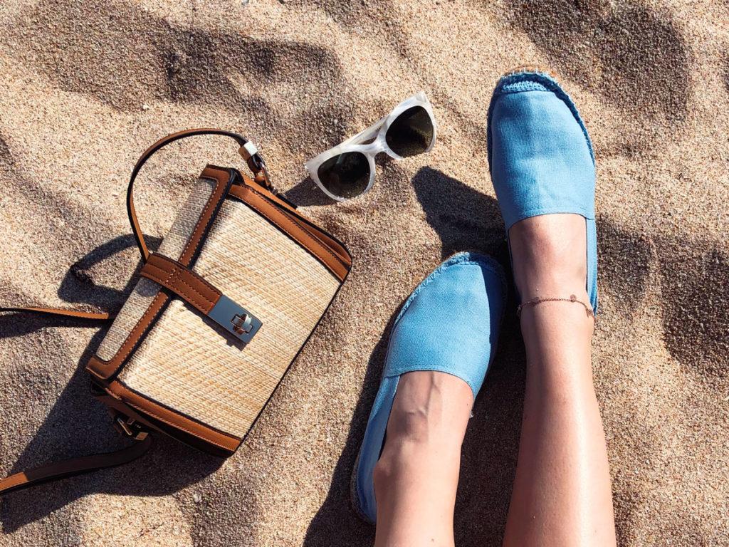 espadrillas scarpe di tela e corda