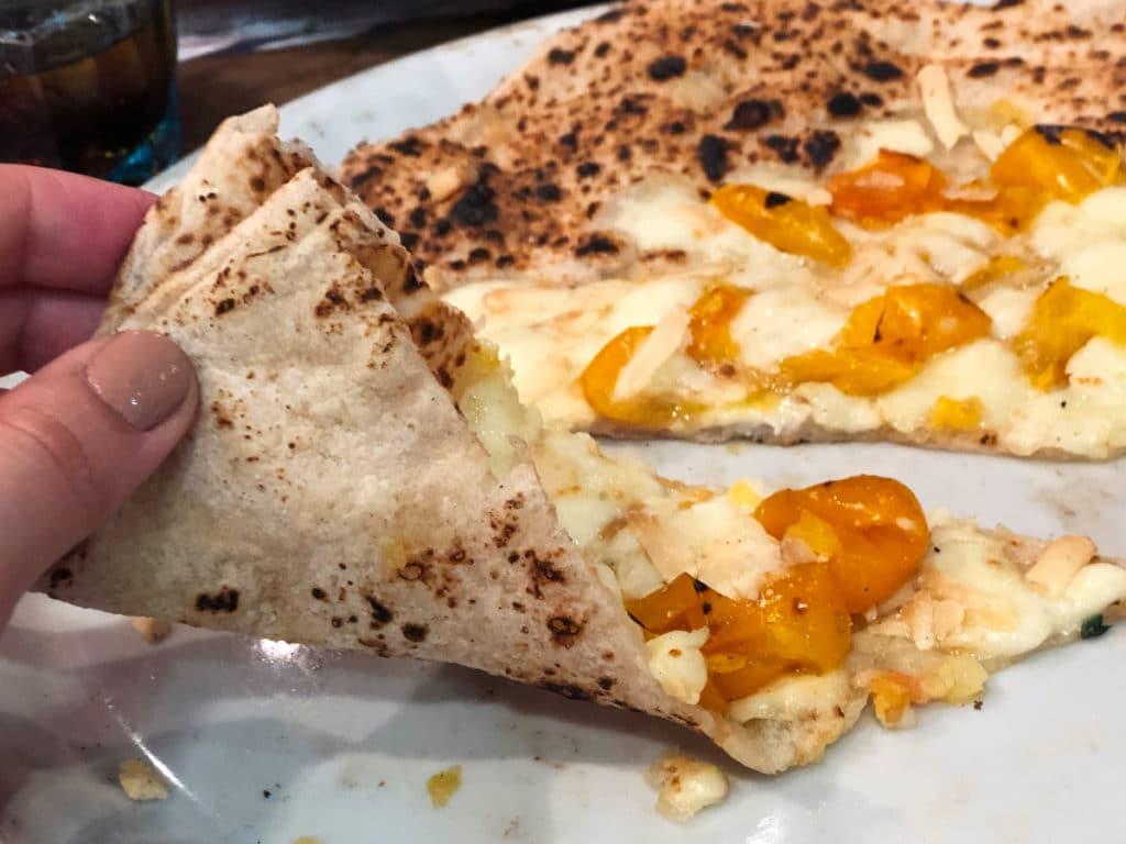 lievito madre pizza margherita gialla sorbillo roma