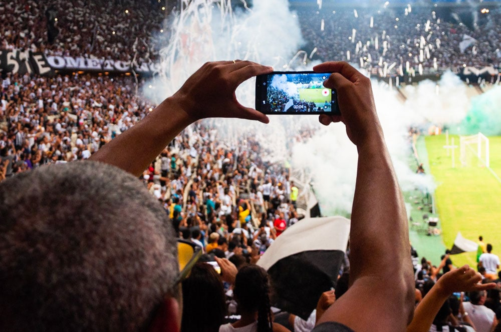 idee regalo per un tifoso di calcio biglietto stadio