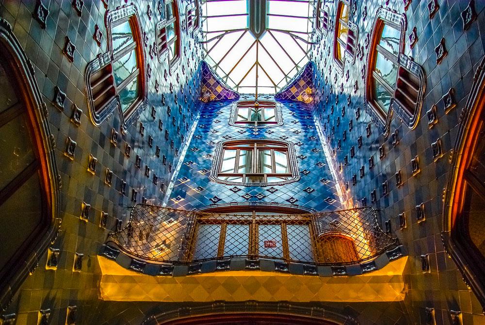 Casa Batlló interni
