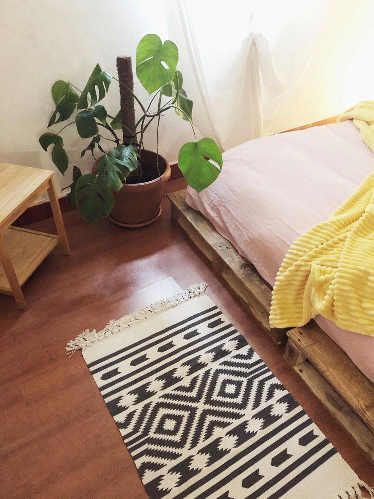 Recensione Shein Casa tappeto