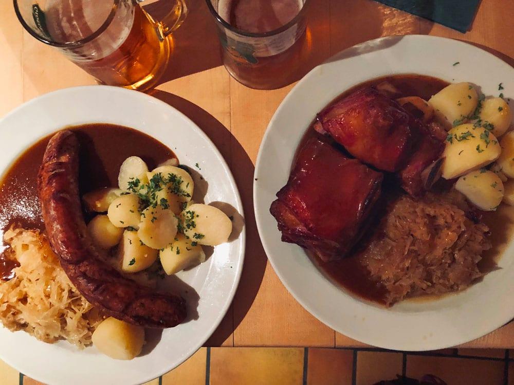 dove mangiare a Berlino cucina tipica