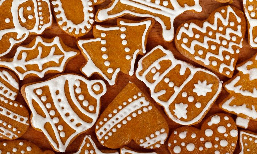 regali di natale ecofriendly biscotti fatti in casa