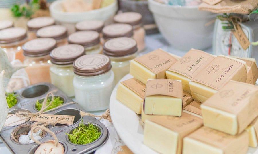 regali ecofriendly saponi e cosmetici solidi