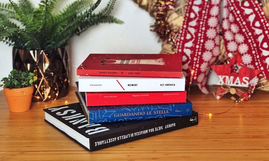 consigli per libri da regalare a Natale