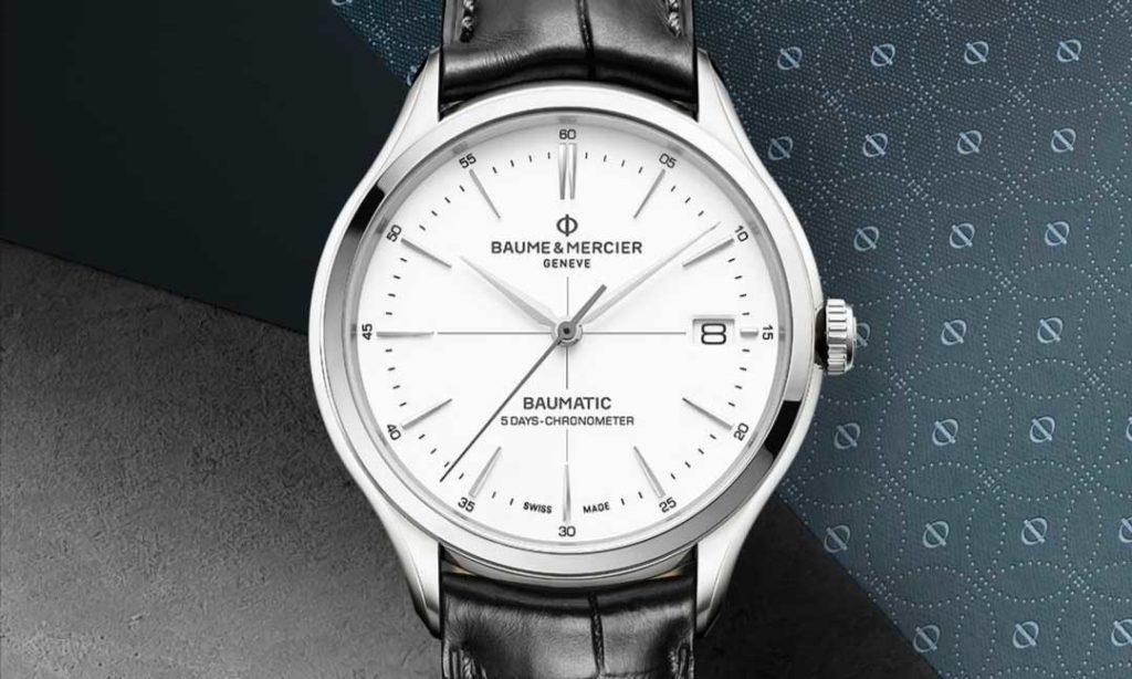 regalare orologio uomo baumatic