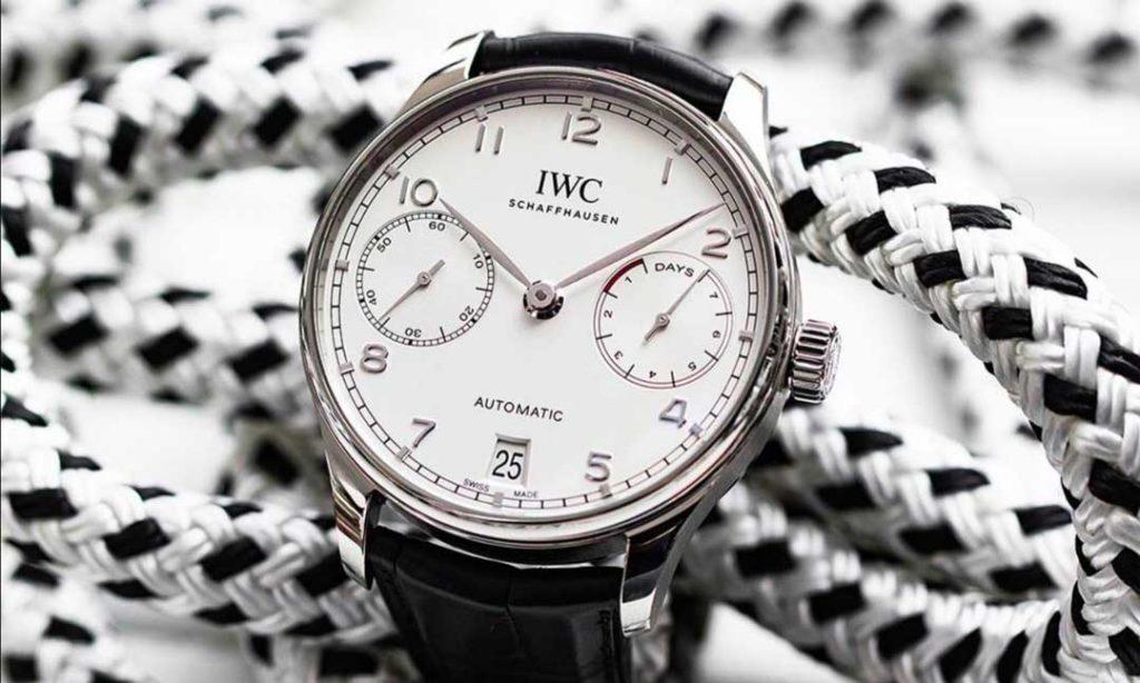 regalare orologio uomo iwc