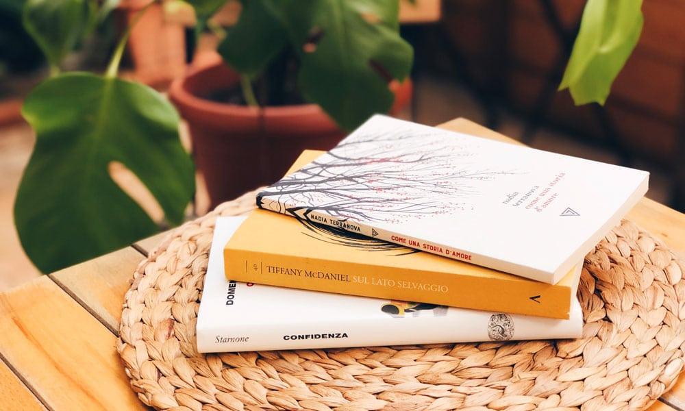 libri letti marzo