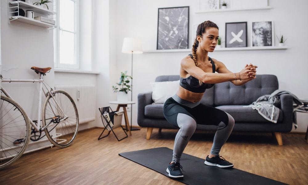 Allenarsi a casa con Adidas Home Training App