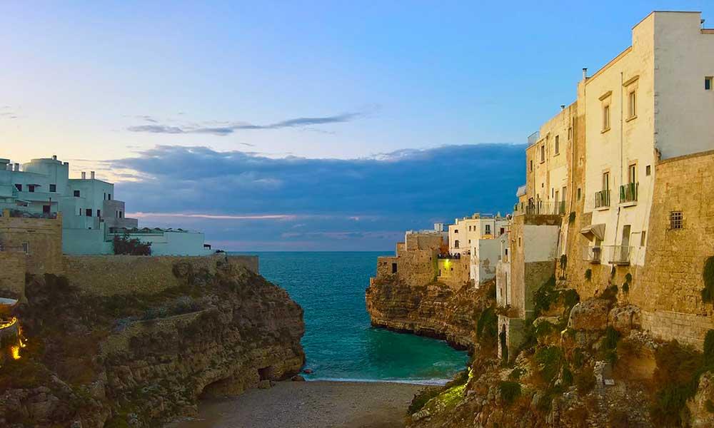 Vacanze a Polignano a Mare