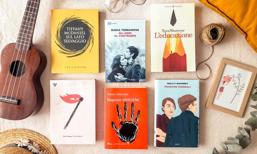 Libri per l'estate consigli di lettura