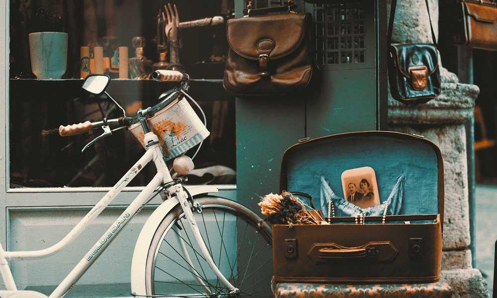 negozio vintage e second hand