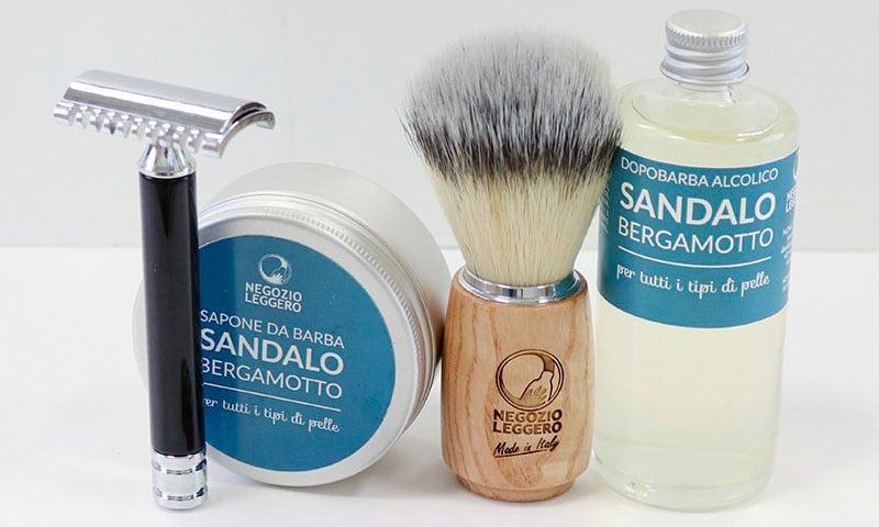 kit barba zero waste idea regalo sostenibile per Natale