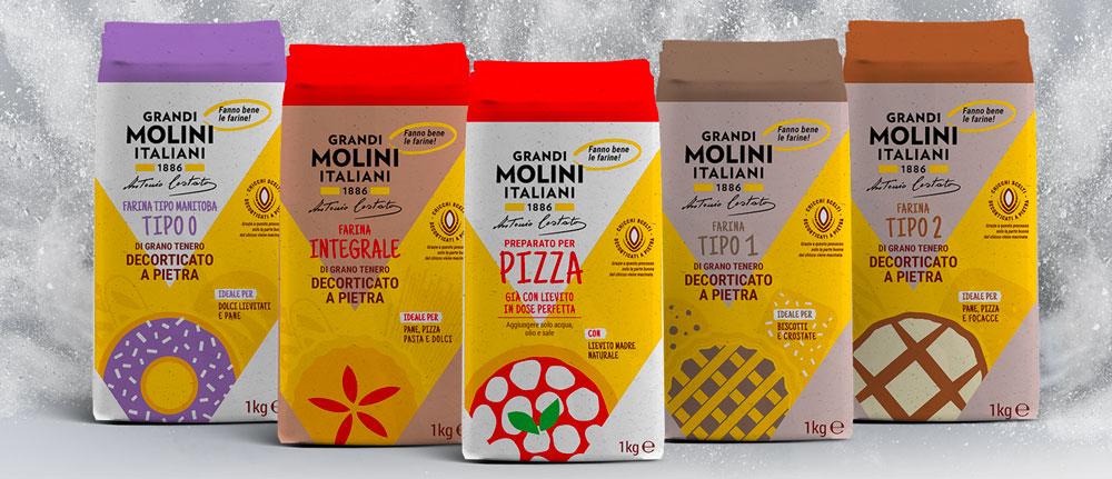 farine Grandi Molini Italiani