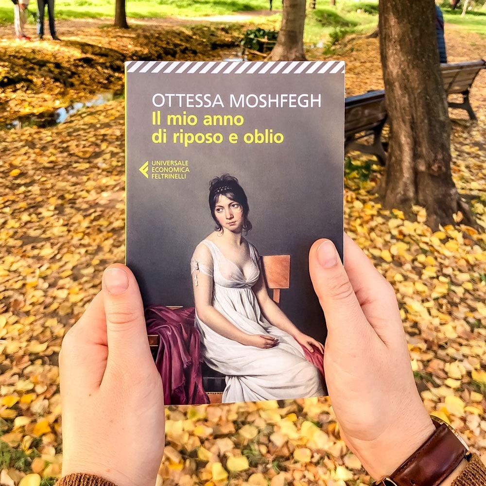 Il mio anno di riposo e oblio Ottessa Moshfegh