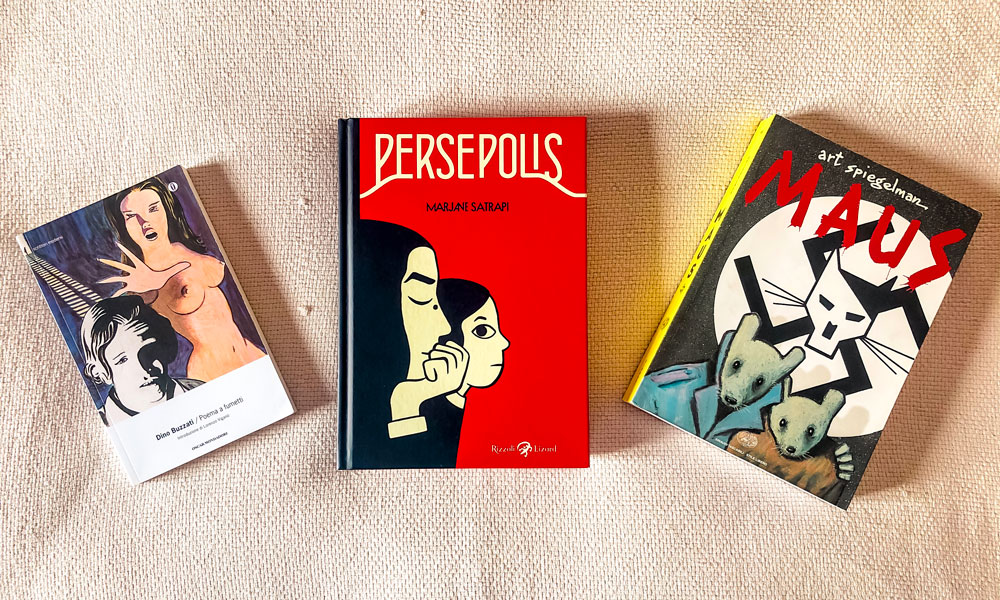 le migliori graphic novel da leggere assolutamente