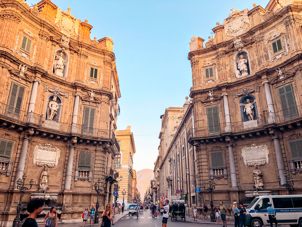 Palermo centro storico