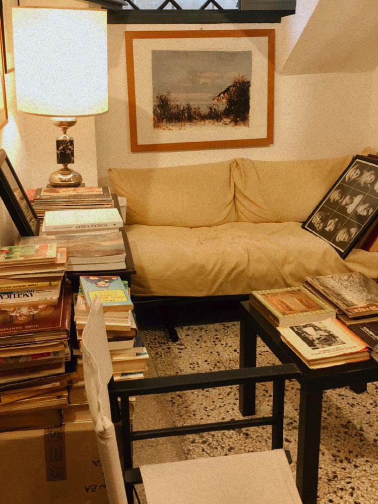 Libreria d'antiquariato La stanza di carta Palermo