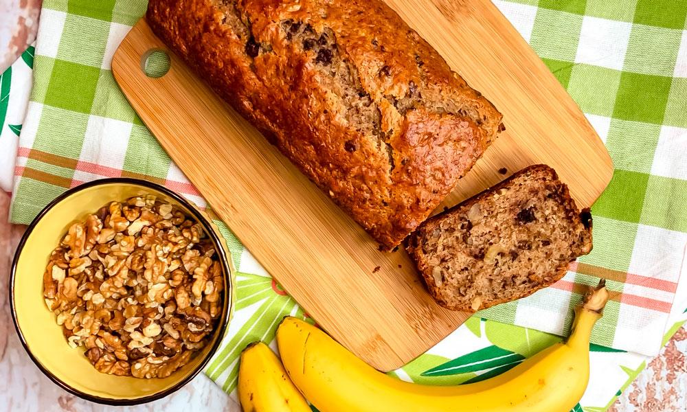 Ricetta Banana Bread