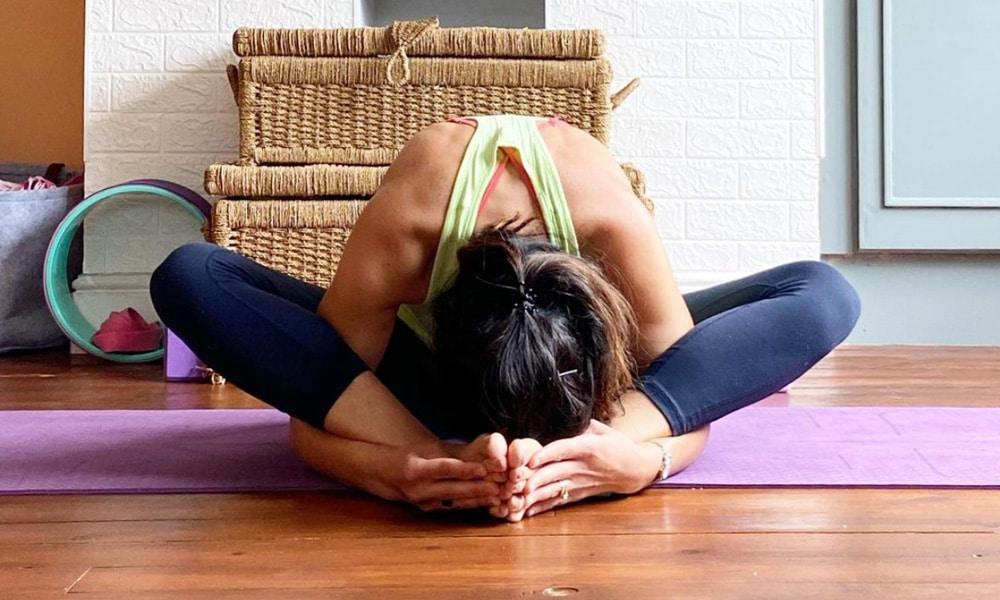 Rossella Forastiero yoga per principianti