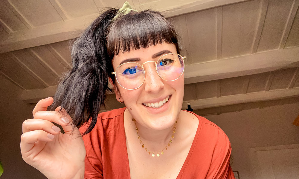 occhiali anti luce blu Nowave modello Muse